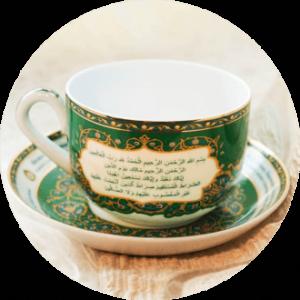 Чайный набор Сура