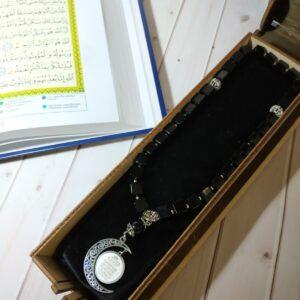 Мусульманские четки из агата