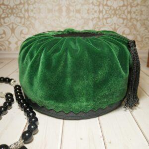 зеленый пяс