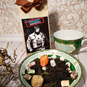 Чеченский подарок Чай Нохчо