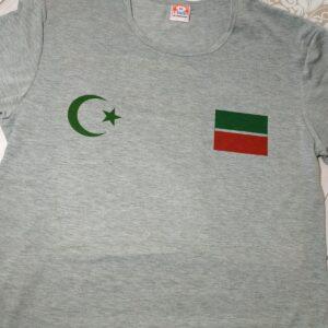 Футболка с флагом татарстан
