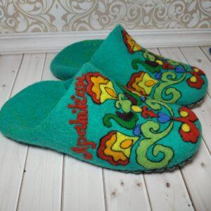 Татарские тапочки