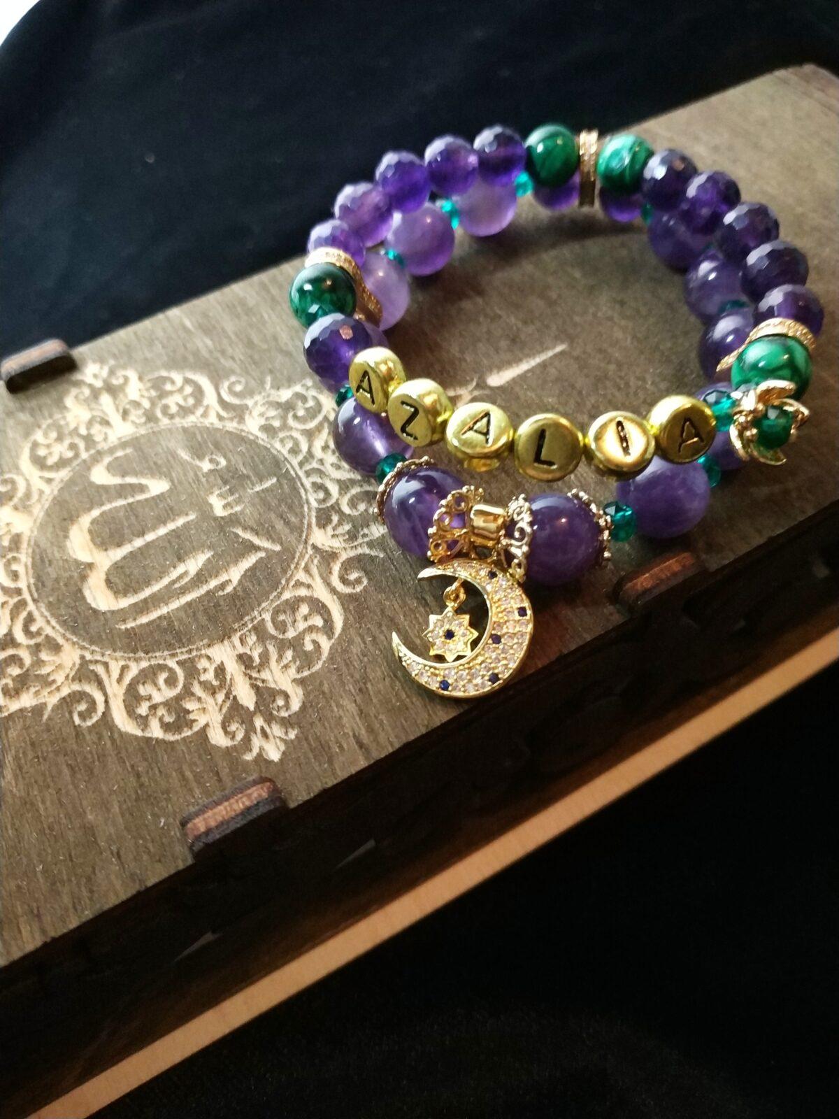 женский мусульманский браслет