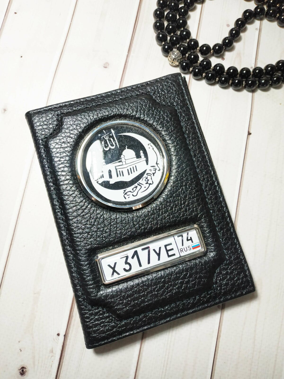 мусульманская обложка на паспорт