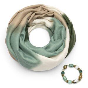 красивые платки шарфы