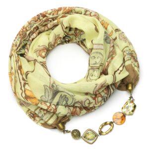 шарф аксессуар