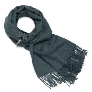 шарф из кашемира женский