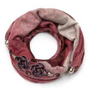 кашемировый шарф женский