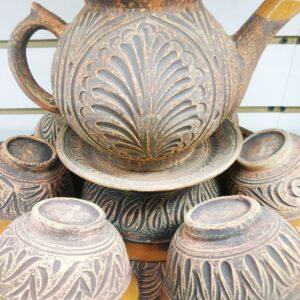 посуда узбекистан