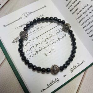 Мусульманский браслет-четки