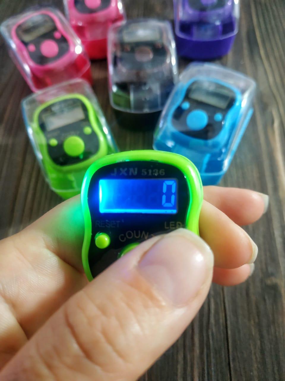 электронные четки на палец